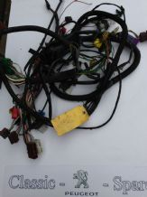 peugeot 205 1.9 gentry auto head light wiring loom